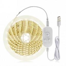 Banda LED cu senzor de...